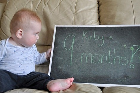Kirby 9 months